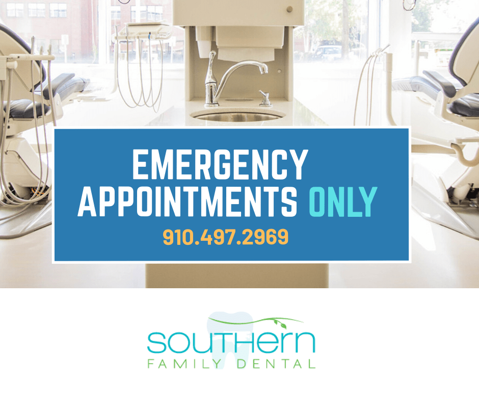Emergency Appointments Only