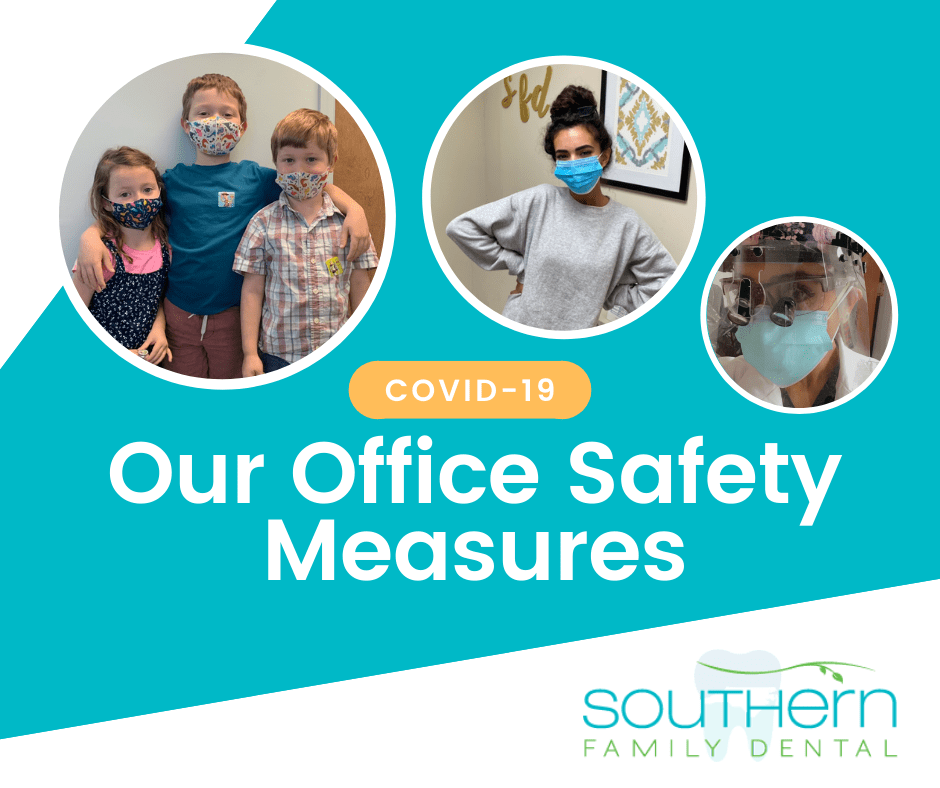 Read Our Office Safety Measures